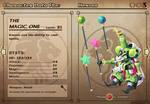 Castelaria Data File 03: The Magic One