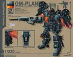 GM Planetarium (Laser Emitter Type)