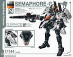 Series 01: Semaphore-G Version 2.0