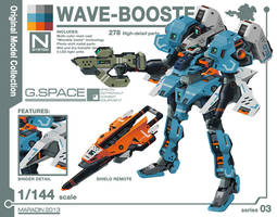 Series 03: Wave-Booster