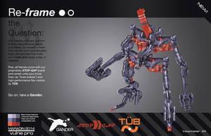 THEOS Custom Combat Taedus 01: Bare Frame by Nidaram