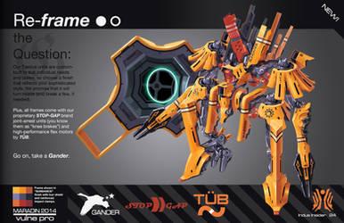 THEOS Custom Combat Taedus 03: Sundance Frame