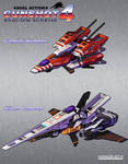 Gunshot 4: Requiem Sunrise Separate Ships