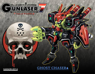 Plunder Force Gunlaser 7: Ghost Chaser by Nidaram