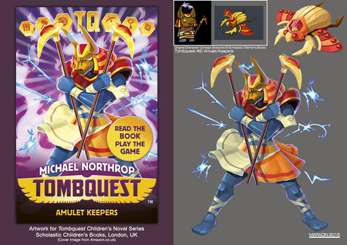 Tombquest 2: Amulet Keepers (Anubis Guard)