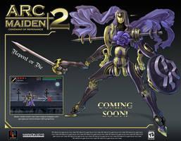 Arc Maiden by Nidaram