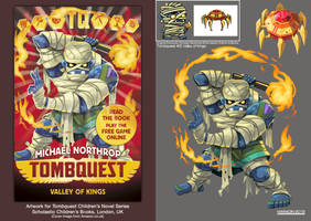 Tombquest 3: Valley of Kings (Bumbling Mummy)