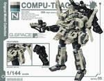 Series 05: Compu-Tracer