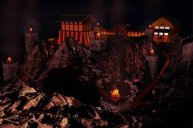 Vulcan temple final by IvIhyst