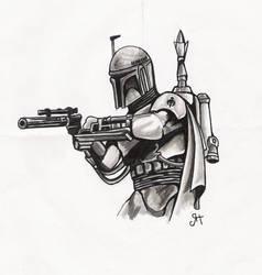 Star wars by neckbone404120