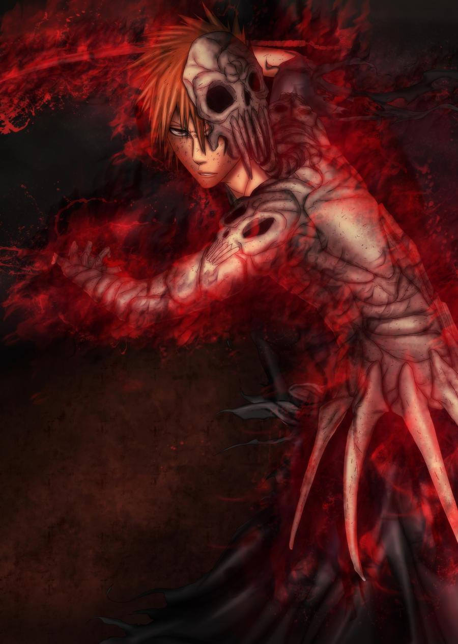Hell Form Ichigo by Gray-Fullbuster on DeviantArt