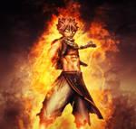 The Lightning Flame Dragon