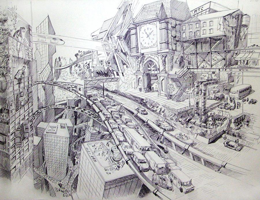 La Città del Futuro?