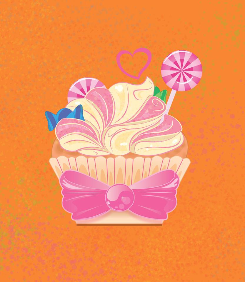 Cupcake = Life by Marksmansam