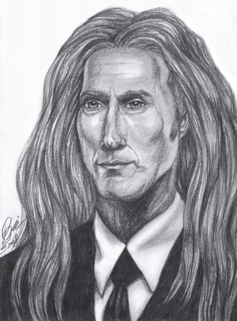 Rufus Scrimgeour by Lady-CaT ...