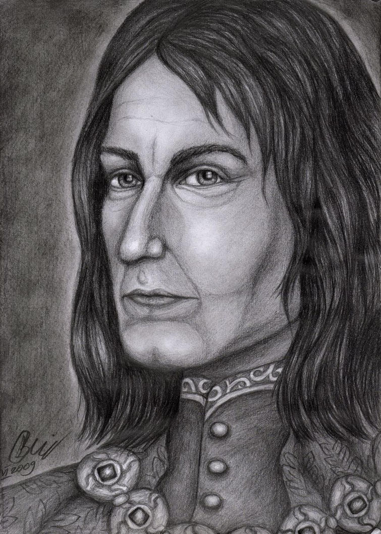 Richard III by Lady-CaT