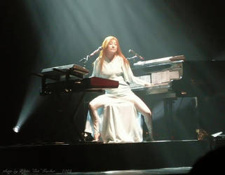 Illuminated Tori Amos by Lady-CaT