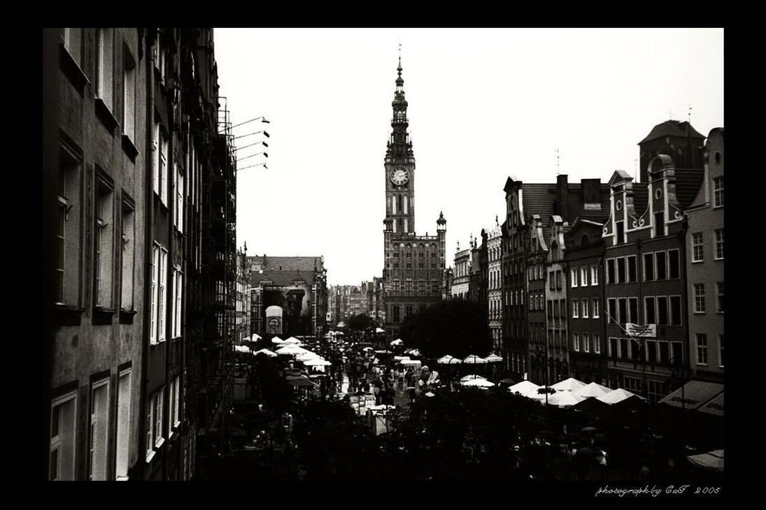 Gdansk in the rain by Lady-CaT