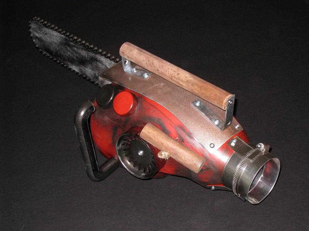 Evil Dead Chainsaw - Back by DrOctoroc on DeviantArt