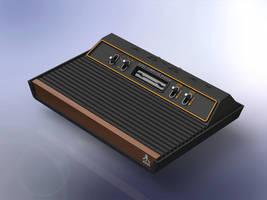 1:5 Scale Atari 2600