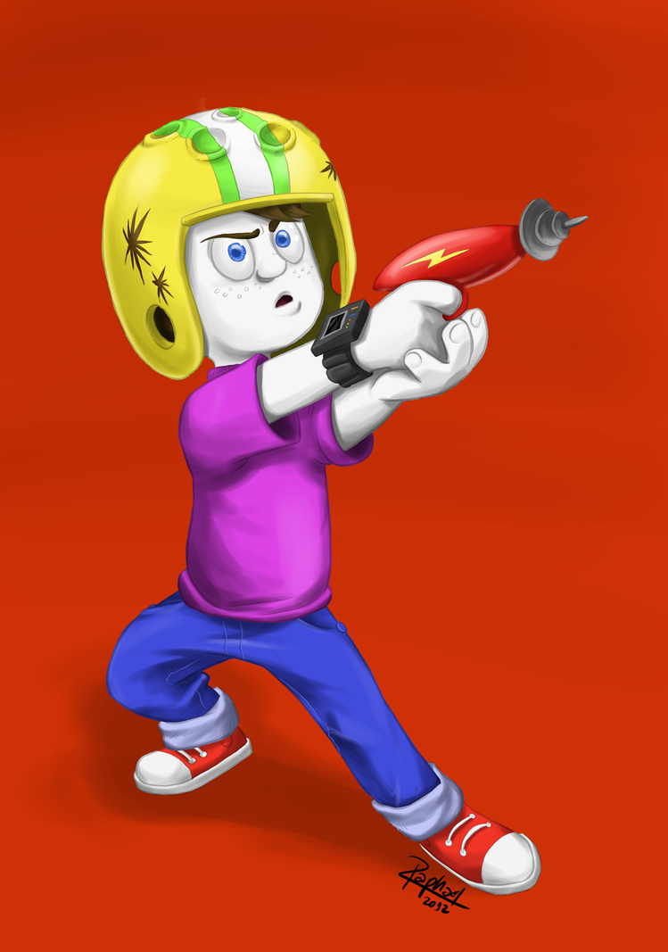 Commander Keen by raphahardt