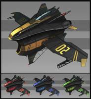 Scout Jet by Brobossa