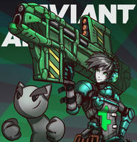 Deviant Artillery by Brobossa