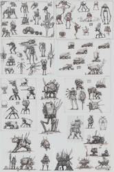 Sketchfest by Brobossa