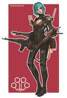 Electronic Warfare Unit by Brobossa