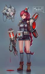 Medic 2.0 by Brobossa