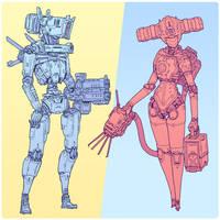 BlueRedBot