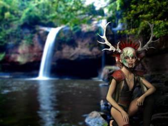 Jungle Princess by Check75