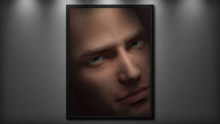 Portrait Wallpaper by Check75