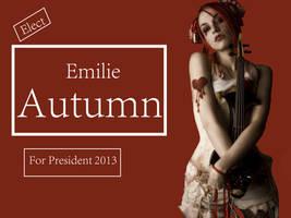 Emilie Autumn Yardsign by ViolinistMissTeikou