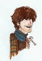 Remus- in mahkahs by HILLYMINNE