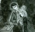 Ginny and Tom