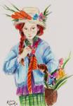 Ginny Gardening