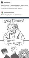 street smarts!