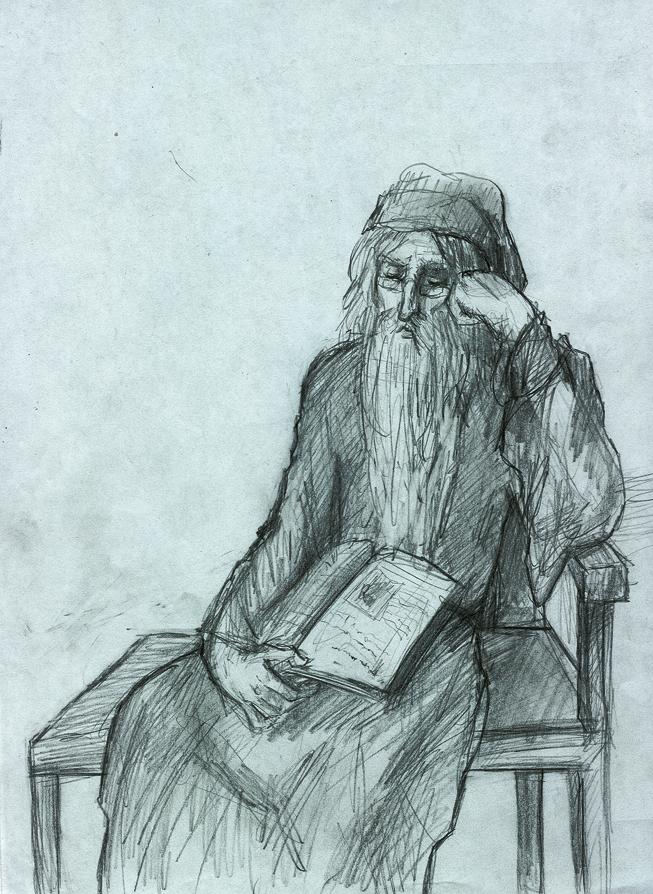 Dumbledore worrying