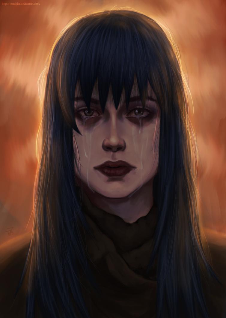 Crybaby by TZarapka