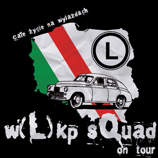 Sticker and t-shirt project by casualPL