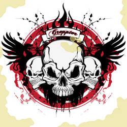 cropptor skull by Cropptor