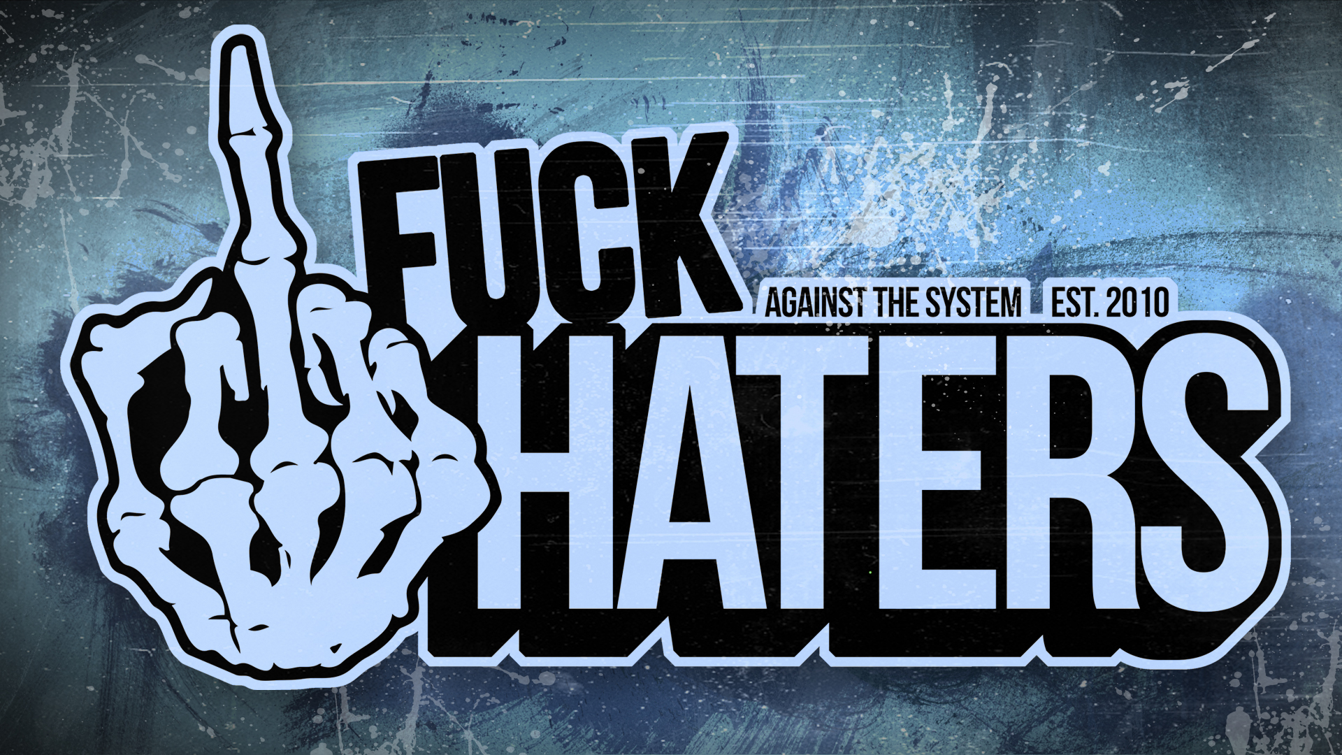 Fuck the haters graphics — img 8