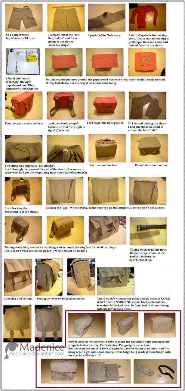 TR backpack Tutorial Part 1 by Madenice