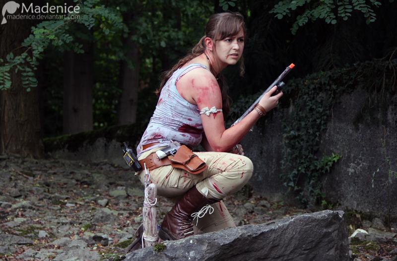 TR Reborn Shotgun by Madenice