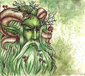 Voice Of Wilderness by devilguineapig