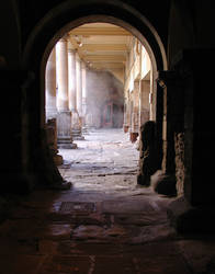 Roman Baths - England 2001 by telophase