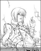 Hooker Aya Inks by telophase
