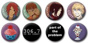 Button designs