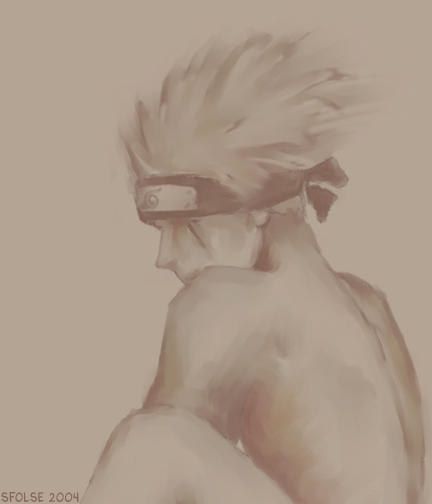 Kakashi Figure Study - Detail by telophase